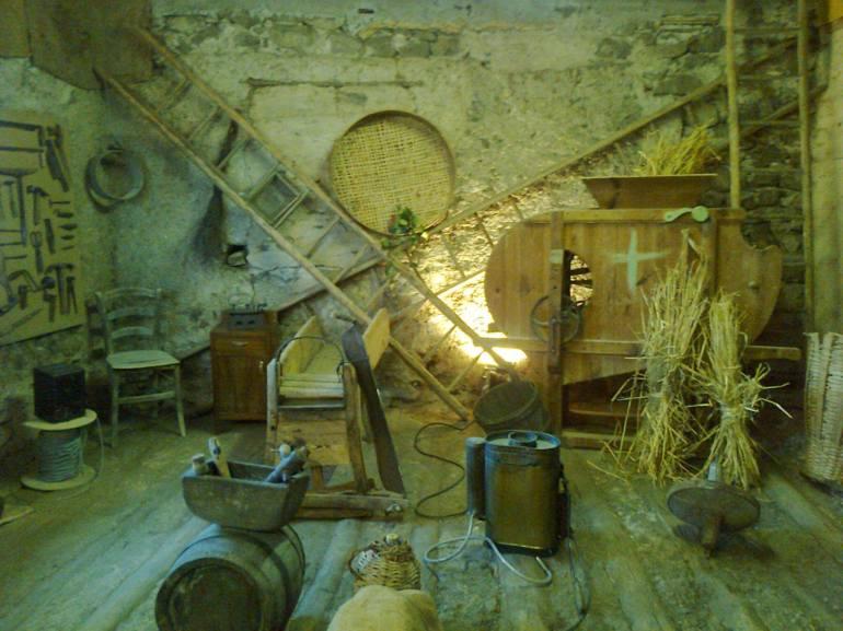 Laboratori a contatto con la natura. In estate al maso di Alberotondo in val di Cembra.