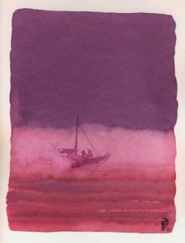 barca.uscita dalla nebbia